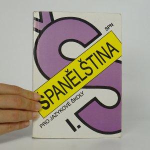 náhled knihy - Španělština pro jazykové školy. I. díl