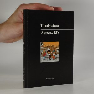 náhled knihy - Troubadour. Agenda BD