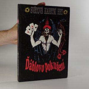 náhled knihy - Světové karetní hry. Ďáblovo pokušení (kniha je cítit kouřem)