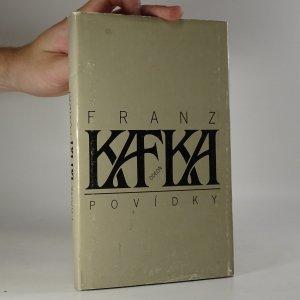 náhled knihy - Povídky (kniha je cítit kouřem)