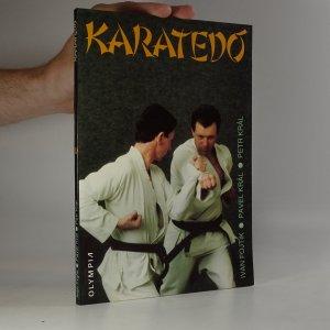náhled knihy - Karatedó (kniha je cítit kouřem)