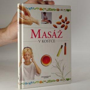 náhled knihy - Masáž (kniha je cítit kouřem)