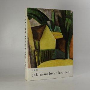 náhled knihy - Jak namalovat krajinu