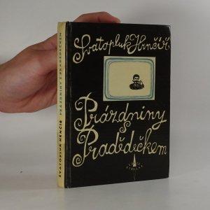 náhled knihy - Prázdniny s Pradědečkem