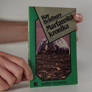 náhled knihy - Marťanská kronika