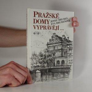 náhled knihy - Pražské domy vyprávějí