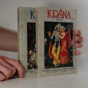 náhled knihy - Kršna, část první a druhá (2 svazky).