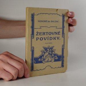 náhled knihy - Žertovné povídky