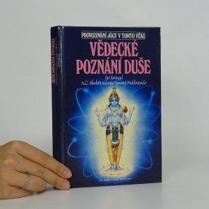 náhled knihy - Vědecké poznání duše. Provozování jógy v tomto věku.