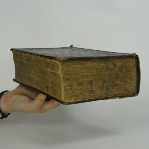 antikvární kniha Die Heiligen Schriften des Alten und Neuen Testamentes., 1868