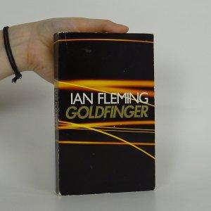 náhled knihy - Goldfinger. James Bond