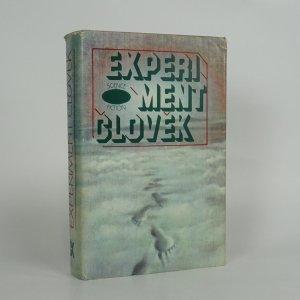 náhled knihy - Experiment člověk. Antologie světové science fiction