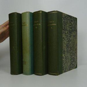 náhled knihy - Naší přírodou. Ročník I.-IV.