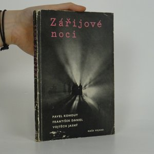 náhled knihy - Zářijové noci