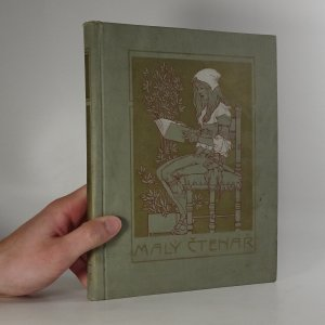 náhled knihy - Malý čtenář