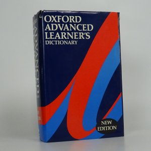 náhled knihy - Oxford advanced learner's dictionary of current English