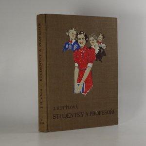 náhled knihy - Studentky a profesoři