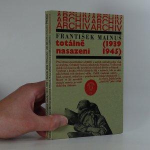 náhled knihy - Totálně nasazeni (1939-1945)
