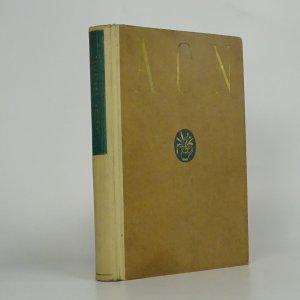 náhled knihy - Bürkental (asi věnování autora)