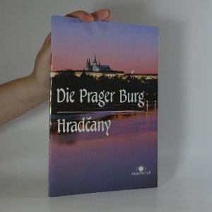náhled knihy - Die Prager Burg, Hradčany