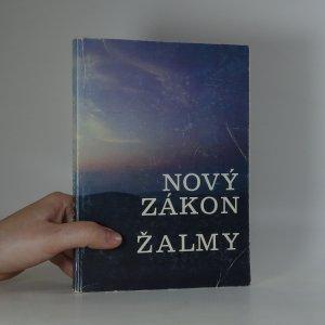 náhled knihy - Nový zákon. Žalmy