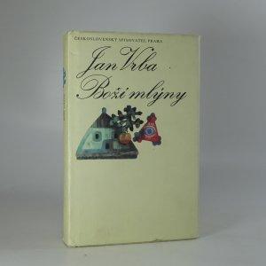 náhled knihy - Boží mlýny