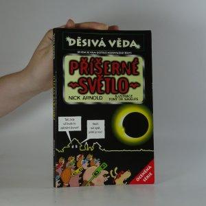náhled knihy - Příšerné světlo