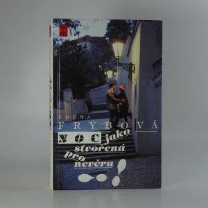 náhled knihy - Noc jako stvořená pro nevěru!
