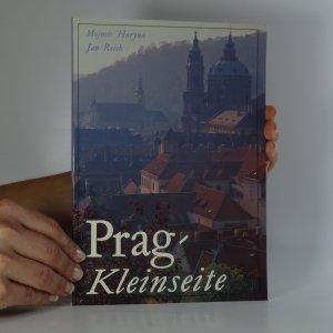 náhled knihy - Prag - Kleinseite. Die Stadt unter der Prager Burg.