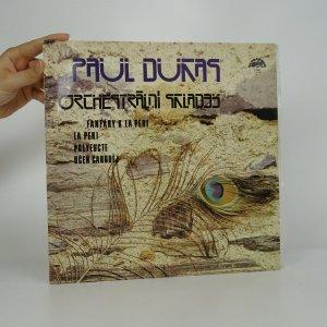 náhled knihy - Paul Dukas: Orchestrální skladby