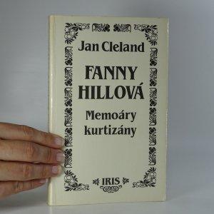 náhled knihy - Fanny Hillová. Memoáry kurtizány