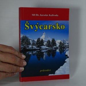 náhled knihy - Švýcarsko. Průvodce