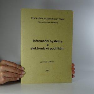 náhled knihy - Informační systémy a elektronické podnikání