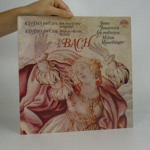 náhled knihy - Johann Sebastian Bach: Kantáta