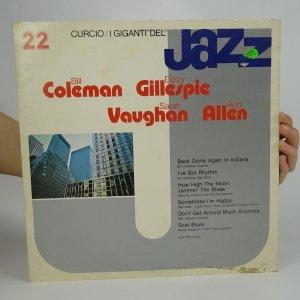 náhled knihy - 5x LP Curcio I giganti del jazz