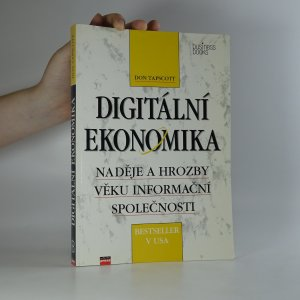 náhled knihy - Digitální ekonomika. Naděje a hrozby věku informační společnosti