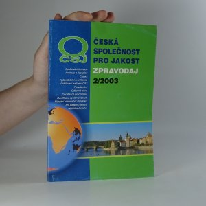 náhled knihy - Česká společnost pro jakost. Zpravodaj. 2/2003