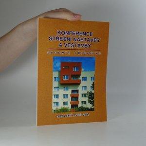 náhled knihy - Konference Střešní nástavby a vestavby