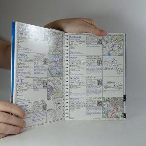 antikvární kniha Databáze letišť. VFR letecký průvodce. Česká republika, Slovenská republika. (bez přílohy - mapy), 2017