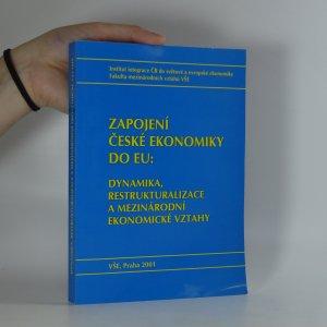 náhled knihy - Zapojení české ekonomiky do EU