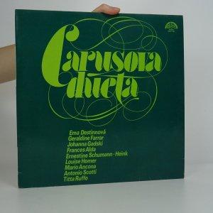 náhled knihy - Enrico Caruso: Carusova dueta