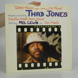 náhled knihy - Thad Jones: Greetings and salutations