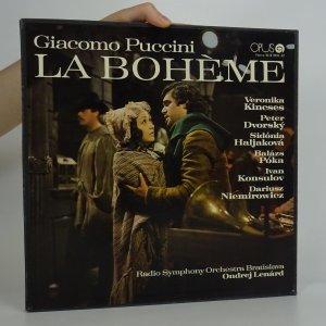 náhled knihy - Giacomo Puccini: La Bohéme (2x LP)