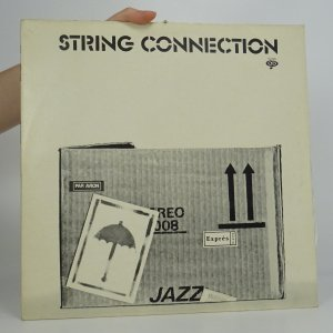 náhled knihy - String connection: Live