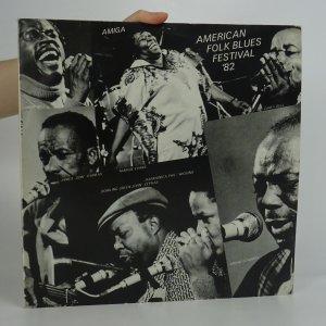 náhled knihy - American folk blues festival '82