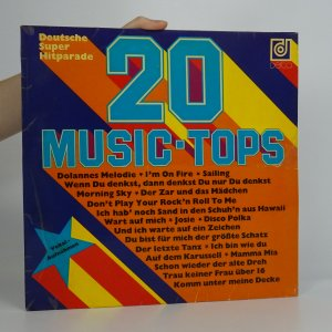 náhled knihy - 20 music-tops