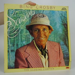 náhled knihy - Bing Crosby: Seasons, The closing chapter