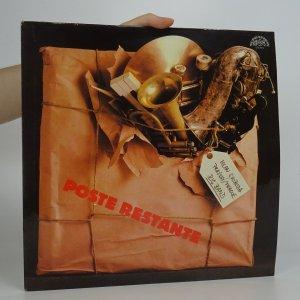 náhled knihy - Milan Svoboda, Pražský/Prague big band: Poste Restante