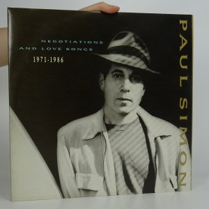 náhled knihy - Paul Simon: Negotiations and love songs 1971 - 1986 (2xLP)