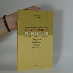 náhled knihy - Věda v Čechách po 20 letech